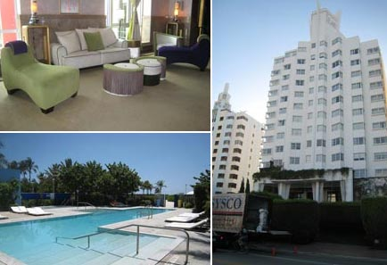 Miami and South Beach Boutique Hotels