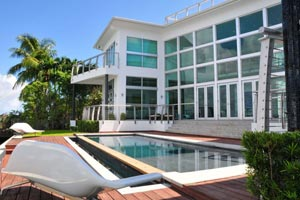 Miami Luxury Vacation Home