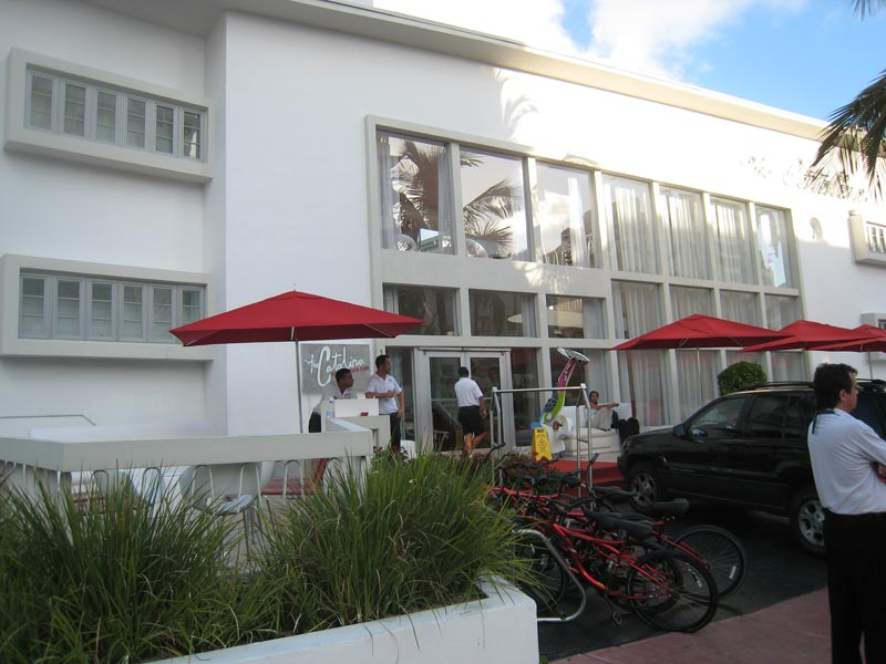 Catalina Hotel in Miami Beach